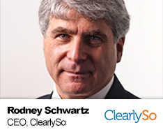 Rodney Schwartz - CLEARLYSO CEO