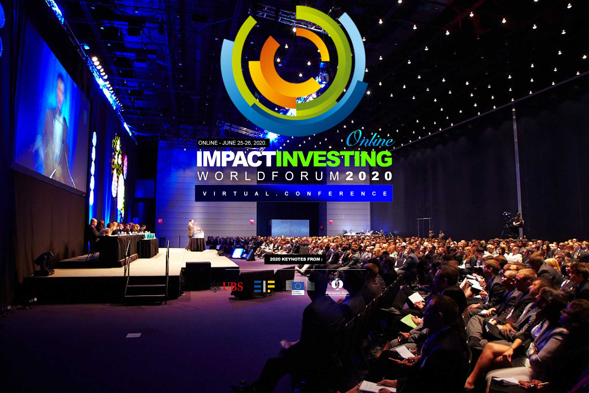 Impact Investing World Forum (IIWF) - Impact Investing Conference