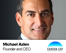 Mike Azlen, Carbon Cap, CEO